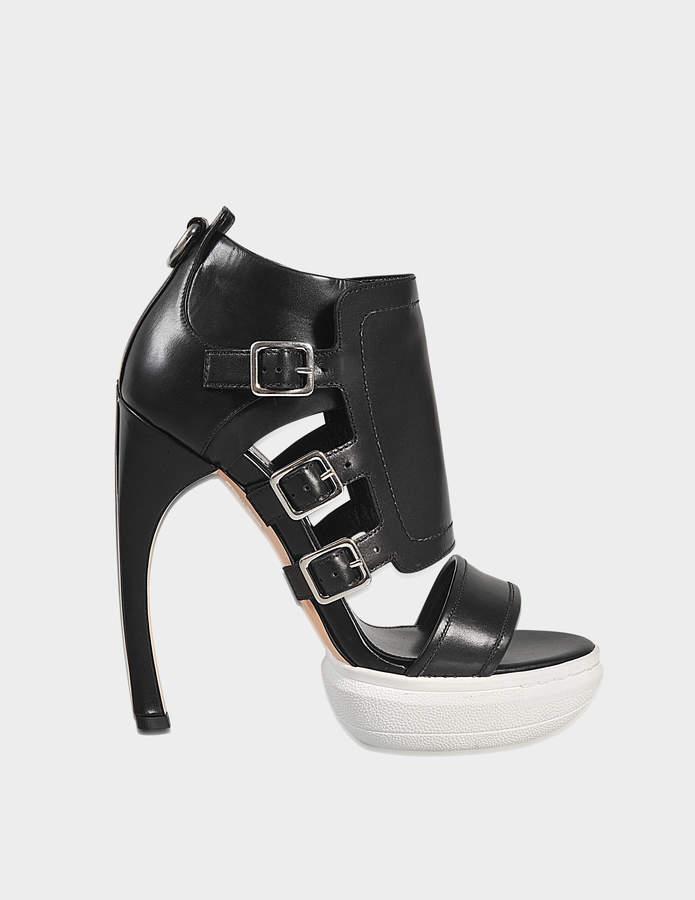 Alexander McQueen Sandal with buckles