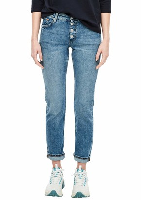 S'Oliver Women's Jeans Karolin Straight