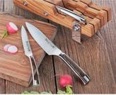 Cangshan N1 Series German Steel Forged 4-Piece Starter Knife Block Set