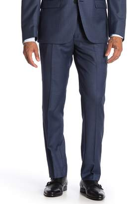 Calvin Klein Blue Slim Fit Suit Separate Pants