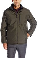 Izod Men's Fully Reversible Insulated Rip-Stop Jacket