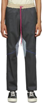 Rhude Grey Puma Edition Woven Lounge Pants