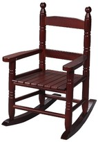 Gift Mark Wooden Rocking Chair