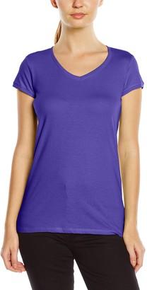 Stedman Apparel Women's Megan (V-Neck)/ST9130 Premium T-Shirt