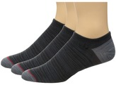 adidas 3-Pack No Show Sock