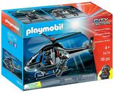 Playmobil Tactical Unit Helicopter - 5675