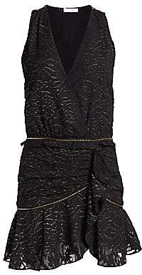 Ramy Brook Women's Ensley Wrap Dress - Size 0