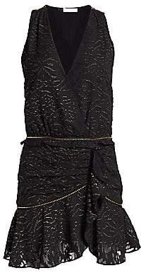 Ramy Brook Women's Ensley Wrap Dress
