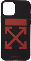 Off-White Off White Black and Red Arrows iPhone 11 Pro Case