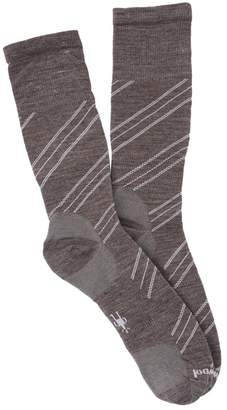 Smartwool Barber Pole Wool Blend Crew Socks