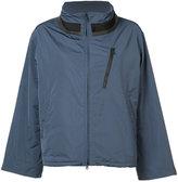 Brunello Cucinelli zipped jacket - women - Silk/Polyester - 38