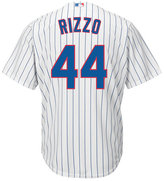 Majestic Men's Anthony Rizzo Chicago Cubs Player Replica Jersey