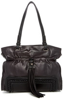 Sondra Roberts Leather Shopper