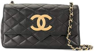 Chanel Pre-Owned CC quilted chain shoulder bag