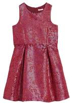 Ruby & Bloom Textured Jacquard Dress