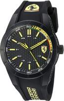 Ferrari Men's 'Redrev' Quartz Casual Watch (Model: 0830302)