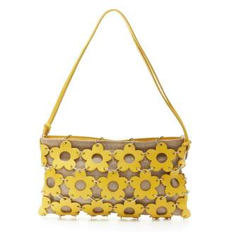 Celine Yellow Leather Clutch bags
