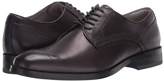 Kenneth Cole New York Brock 2.0 Lace-Up Medallion (Grey) Men's Shoes