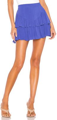 superdown Becky Ruffle Tier Skirt