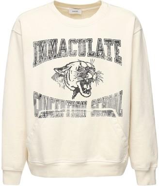 Rhude Immaculate Conception School Sweatshirt