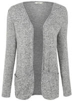 George Soft Touch Open Front Cardigan