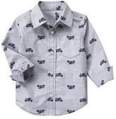 Gymboree Check Shirt