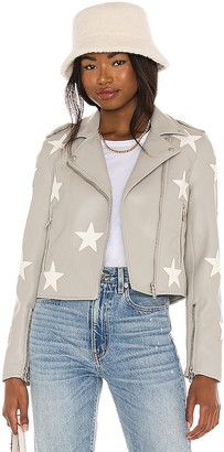 Blank NYC Star Moto Jacket