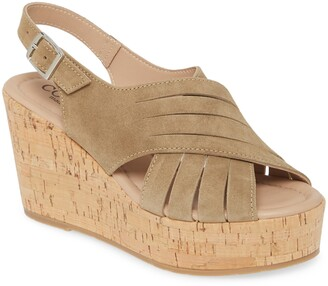 Cordani Julia Slingback Wedge Sandal