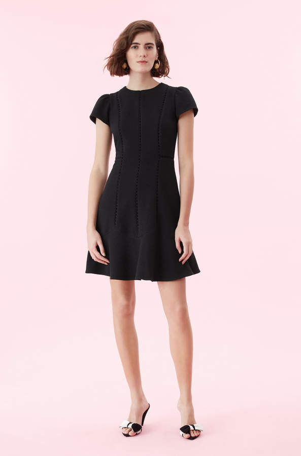 Rebecca Taylor Stretch Texture Dress