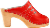 Cape Clogs Women's Chanel Red Clog