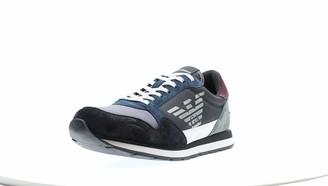Emporio Armani Men's Logo Sneaker