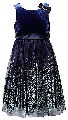 Sweet Heart Rose Plus Size Woven Sleeveless Dress