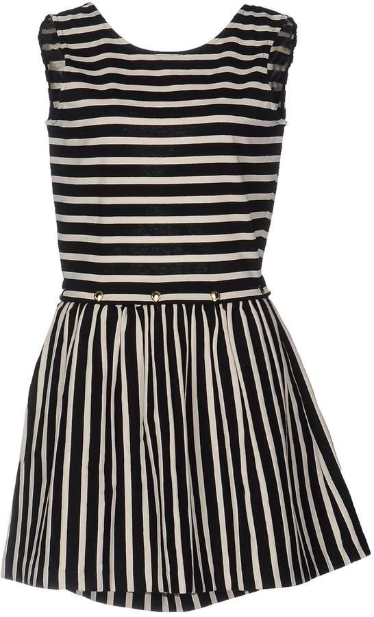 MAISON KITSUNÉ Short dresses - Item 34686190