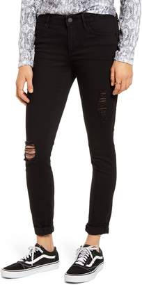 Articles of Society Karen Ripped Boyfriend Jeans