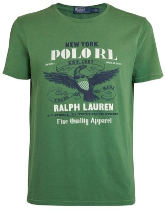 Ralph Lauren Eagle Polo T-Shirt