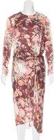 Zimmermann Tamer Silk Dress w/ Tags