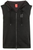 Nike Court Sleeveless Cotton-blend Hoodie