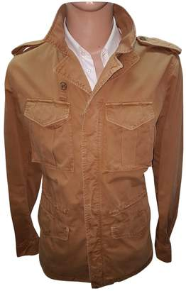 Museum Brown Cotton Jackets