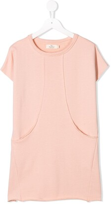 Andorine Shortsleeved Sweatshirt Dress