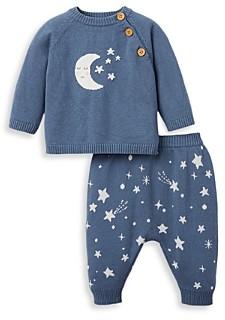 Elegant Baby Boys' 2 Pc. Celestial Sweater & Pants Set - Baby