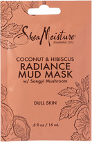 Shea Moisture SheaMoisture Coconut & Hibuscus Radiance Mud Mask Packette
