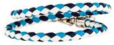 Tod's Woven Wrap Bracelet