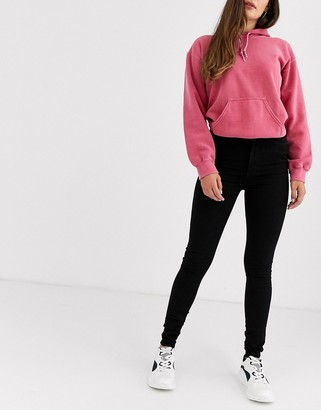 Weekday Body High skinny jeans