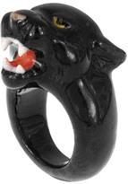 Nach Panther Porcelain Ring