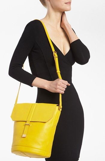Marc by Marc Jacobs 'Natural Selection - Alicia' Leather Bucket Bag