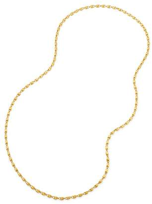 Marco Bicego 18K Yellow Gold Lucia Long Link Chain Necklace, 47.25""