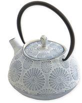 Berghoff 1.16 qt. Cast Iron Flower Teapot
