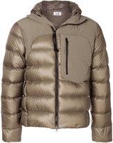 C.P. Company panelled padded jacket