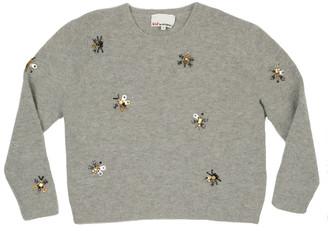 3.1 Phillip Lim Kids Pullover Robot Bug Sweater