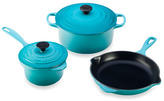 Le Creuset 5-Piece Signature Set